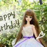 お誕生日おめでとう!みらいちゃん