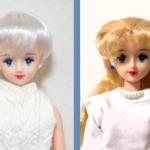 どうしよう!リカちゃん・ジェニーちゃんの髪が爆発…そんな時は!ウィッグのすすめ